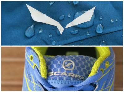 Τρέχοντας στον Olympus Ultra με SALEWA - SCARPA