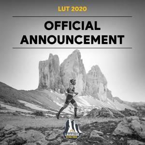 La Sportiva Lavaredo Ultra Trail 2020 is cancelled!