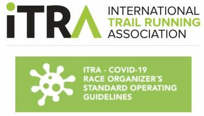 ITRA - COVID-19: Προτεινόμενες οδηγίες προς διοργανωτές αγώνων