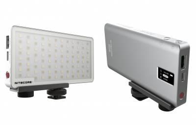 Nitecore SCL10: Φωτιστικό για φωτογραφικές μηχανές και αποθήκευση ενέργειας σε μια συσκευή!