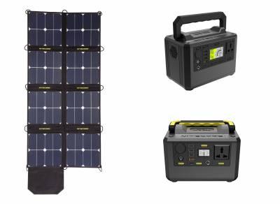 Φορητή ενέργεια από την Nitecore: Power Stations NPS600 & NPS200 και ηλιακό πάνελ SFP100!