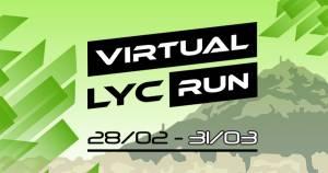 Κλείνουν αύριο Τετάρτη οι εγγραφές για το Virtual Lyc Run!