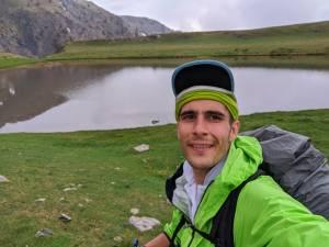 """Μοναχική διάσχιση του 370 χιλιομέτρων """"Epirus Trail"""" ο Π. Παναρίτης!"""