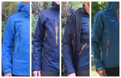 Αδιάβροχα jacket SALEWA