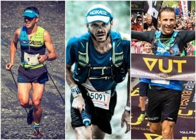 Julien Chorier, Ludovic Pommeret, Franco Colle: Τρεις θρύλοι του ultra trail στην Ελλάδα και στον Corfu Mountain Trail!